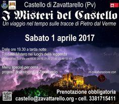 I Misteri del Castello - 1 aprile 2017 (01 Aprile 2017)