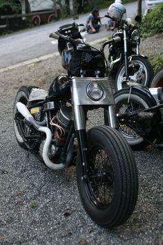 Harley Bobber Chopper : Photo …