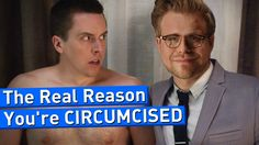 If You're Not Jewish, and You're Circumcised, You Need to Watch This Video. See more http://www.collegehumor.com LIKE us on: http://www.facebook.com/collegeh...