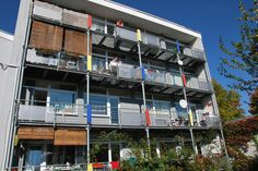 Student accommodation is the easiest place to meet people. You can find out about spaces at student services.
