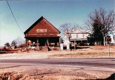 The REAL Old Lost Mountain Store, Cobb County Georgia  Corner of Dallas Highway and HWY 176 oh how i miss this place...