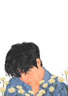 KAI - EXO...(@llt1711) by lylethuy #lylethuy #llt1711 #instagram #facebook #illustration #art #artwork #photoshop #kai #exo #exol