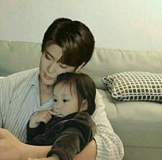 Nct U Members, Nct Dream Members, Couple With Baby, Driver Online, Father And Baby, Kpop Couples, Disney Princes, Jung Yoon, Jung Jaehyun