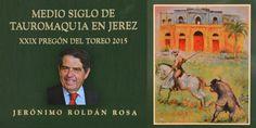 """Presentación del libro """"Medio siglo de tauromaquia en Jerez"""" y de la feria de Vic, que tiene participación gaditana"""