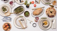Thanksgiving Dinner Essentials | Schoolhouse Electric Holiday 2016