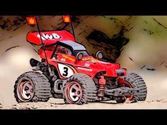 Tamiya, Monster Trucks, The Originals, Comics, Fun, Cartoons, Comic, Comics And Cartoons, Comic Books