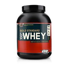 Optimum Nutrition 100% Whey Gold Standard™ Double Rich Chocolate - OPTIMUM NUTRITION - GNC
