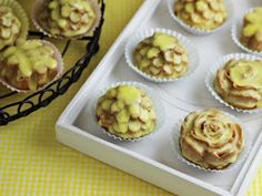 Cute lemony treats
