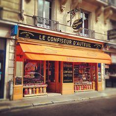 Le confiseur d'Auteuil | Paris