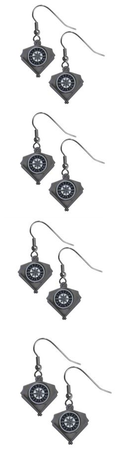 Seattle Mariners Classic Dangle Earrings! Click The Image To Buy It Now or Tag Someone You Want To Buy This For. #SeattleMariners