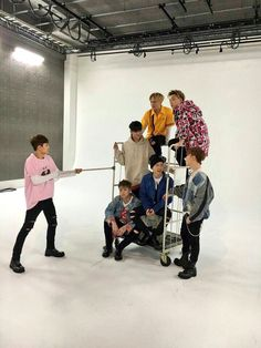#iKON for Popteen magazine cover bts