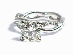 A. Jaffe Diamond Semi-Mount, like?  Yes!