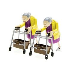 Racing Grannies from 2Shopper