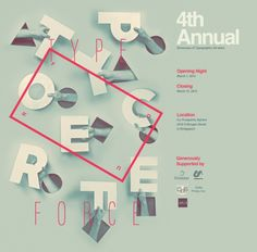 Celebrating Typography In Chicago on http://blog.howdesign.com