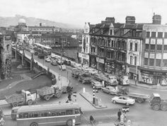 Newport then and now: The extraordinary pictures that show the city's past and how it's changed - Wales Online Newport, Picture Show, Old Photos, Over The Years, Wales, Past, Nostalgia, Street View, Change