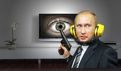 ARTICLE: Putin: Smart Technology Is A New World Order Plot To Control Our Lives The average American home is now rigged like a maximum security prison with surveillance in every room recording everything you say and do. http://yournewswire.com/putin-smart-technology-is-a-new-world-order-plot-to-control-our-lives/