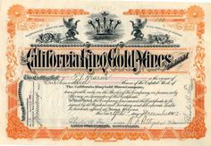 Old stocks and bonds
