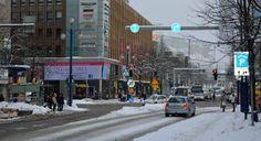 Aleksanterinkatu, Lahti 2013