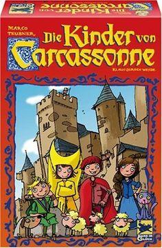 Hans im Glück 48199 - Die Kinder von Carcassonne, Kinderspiel: Amazon.de: Spielzeug