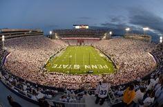 42 Best College Football Stadiums Images Football Stadiums