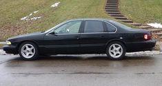 1996 Impala Ss, Chevy Impala Ss, Chevy Ss, Chevrolet Chevelle, Gm Car, Classic Chevrolet, Sports Sedan, Hot Rides, American Muscle Cars
