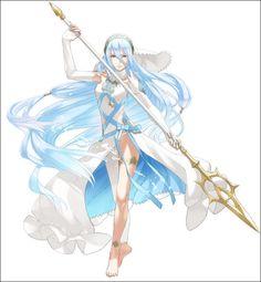 Fire Emblem If - Aqua official art