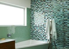 Best Bathroom Wall Surfaces (And Only One Is Paint!)