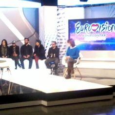 eurovision 2015 georgia place