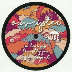 "Ouvrijster - Make Believe Disco No. 3 (12"")"