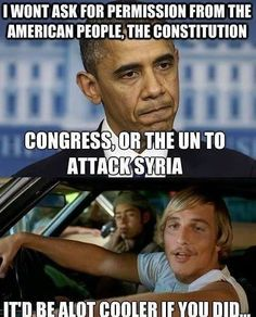dazed and confused obama