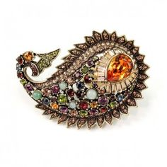 Divine Miss Paisley Pin - What's New | Heidi Daus Official Canadian Website