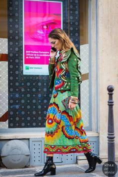 Haute Couture Fall 2016 Street Style: Sofia Sanchez de Betak