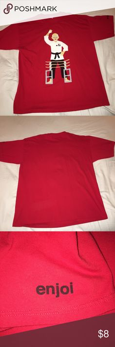 Men's Enjoy T-Shirt Lightly used men's shirt in great condition. Shirts Tees - Short Sleeve