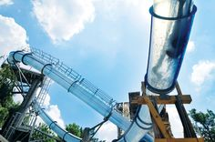 Scorpion's Tail, Wisconsin | 18 Of The Coolest Water Slides From Around The World