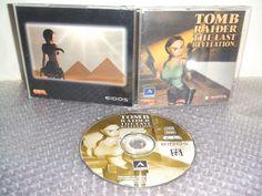 TOMB RAIDER THE LAST REVELATION - Gioco PC CD - ITALIANO