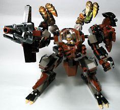 Lego Mech from Sugegasa