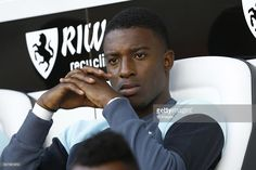 Riechedly Bazoer of Ajax Amsterdam during the Dutch Eredivisie match between Heracles Almelo and Ajax Amsterdam at Polman stadium on September 18, 2016 in Almelo, The Netherlands