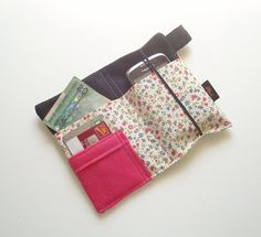 iPhone wallet case cell phone case iPhone 4 wallet by TLCPouches, $20.00