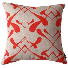 Paperflock Rouge cushion