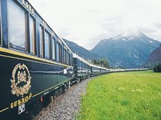 The original Orient Express took its first trip in 1883, departing Paris for…