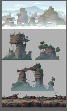 ArtStation - 老图·, Wu Xin