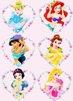 the disney princess Disney Toys, Disney Cartoons, Walt Disney, Disney Magic, Disney Princess Pictures, Disney World Pictures, Disney Princess Birthday Party, Princess Theme, Princess Coloring