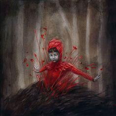 Little Red by Beatriz Martin Vidal