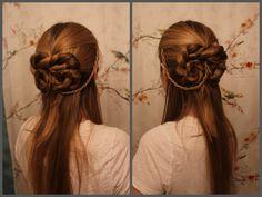 Game of Thrones Inspired: Roslin Frey's Red Wedding Hair.