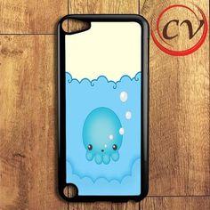 Cute Octopus iPod 5 Case