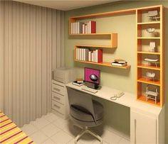 Lugar para estudo