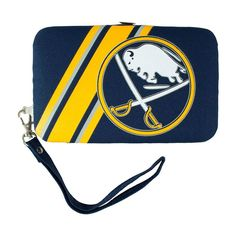 Buffalo Sabres NHL Shell Wristlet