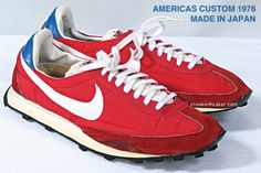229276a859fe4 Vintage Nike Collector - Lindy Darrell - Sneaker Freaker