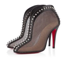 172 best christian louboutin ankle boots images ankle boots ankle rh pinterest com