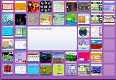 Un bon recull per pissarres digitals. Anterior Y Posterior, Literacy, Maths, To Tell, Times Tables, Second Best